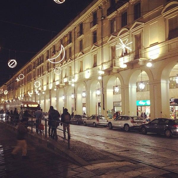Photo taken at Via Po by Dmitry R. on 12/19/2012