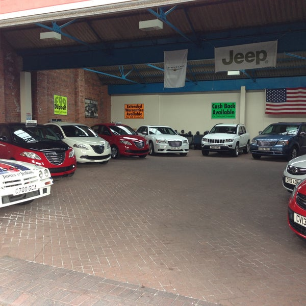 James And Jenkins Car Hire