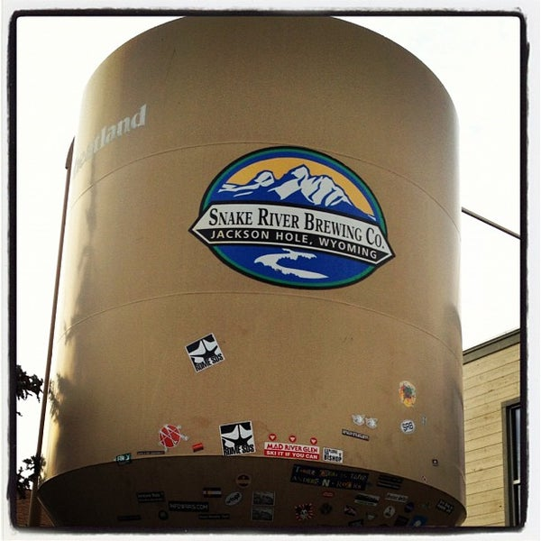 Photo taken at Snake River Brewery & Restaurant by Drew F. on 10/20/2012
