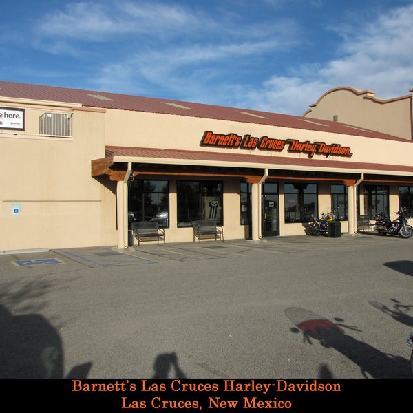 barnett's las cruces harley-davidson - motorcycle shop in las cruces