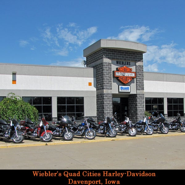 Photos at Wiebler's Quad Cities Harley-Davidson - Davenport, IA
