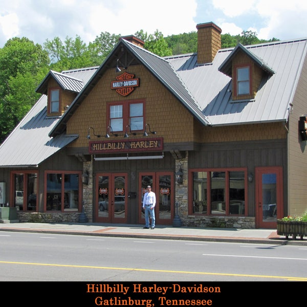 Hillbilly Harley-Davidson - 530 Parkway