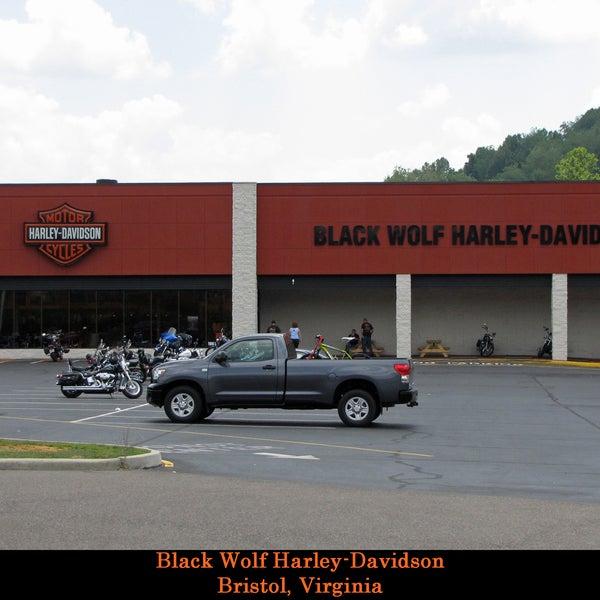 black wolf harley-davidson - 1061 old abingdon hwy