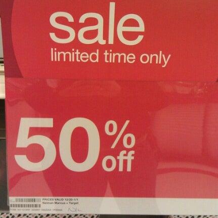 Photo prise au Target par Katherine H. le12/26/2012