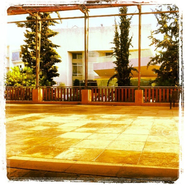 Photo taken at Holy Spirit University Of Kaslik by Dounia R. on 10/17/2012