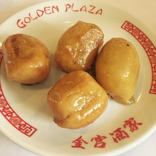 Снимок сделан в Golden Plaza Chinese Restaurant пользователем Maah M. 3/25/2015