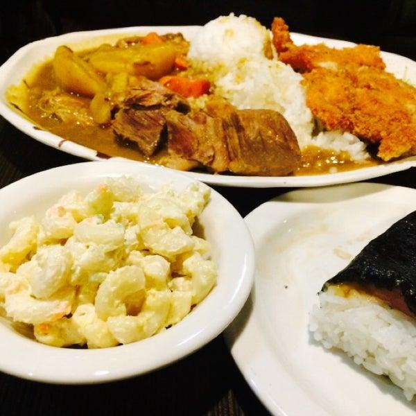 Photo taken at Aloha Kitchen by Rachell on 11/30/2014