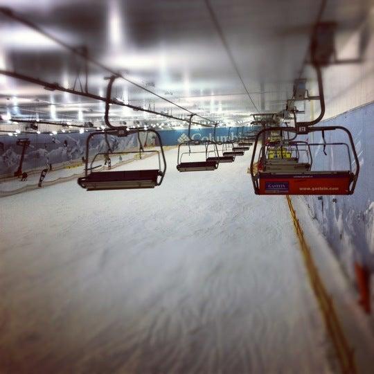 Снимок сделан в Снеж.ком пользователем John 📷 S. 10/24/2012
