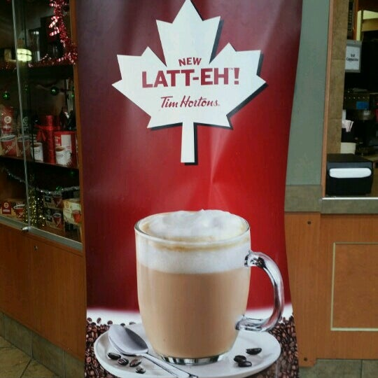 Photo taken at Tim Hortons by Becca C. on 1/1/2017