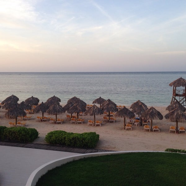 Photo taken at Iberostar Rose Hall Suites by Rosita C. on 8/28/2014