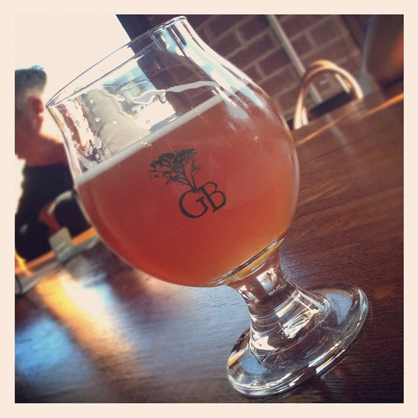 Photo taken at Greenbush Brewing Company by Jan C. on 9/30/2012
