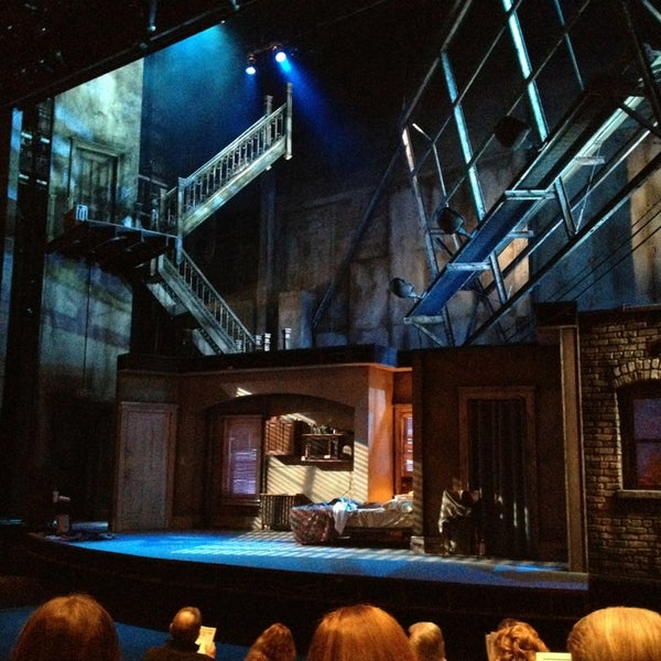 Photo taken at Steppenwolf Theatre Company by Jan C. on 2/16/2013