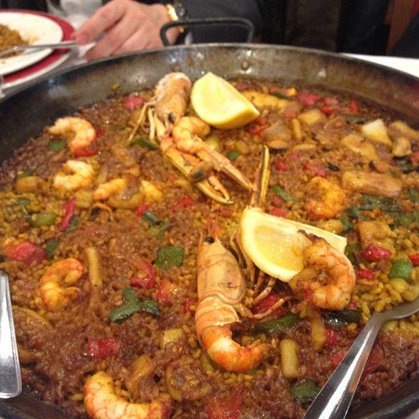 Foto tomada en La Barca del Salamanca por Jaehan K. el 2/25/2013
