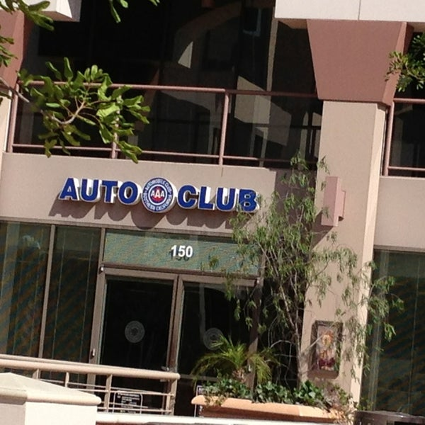 AAA   Automobile Club Of Southern California (Now Closed)   General Travel  In Encino
