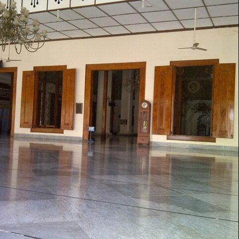 Photo taken at Masjid Jami' Kauman Pekalongan by yfais on 1/12/2013