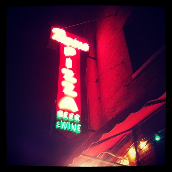 Photo taken at Regina Pizzeria by Bri S. on 3/17/2013