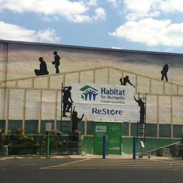 restore habitat for humanity furniture home store in. Black Bedroom Furniture Sets. Home Design Ideas
