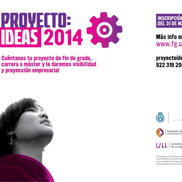 El Proyecto Ideas 2014 se inicia con proyectos que van desde la geolocalización de impresoras 3D hasta un juego electrónico para gatos