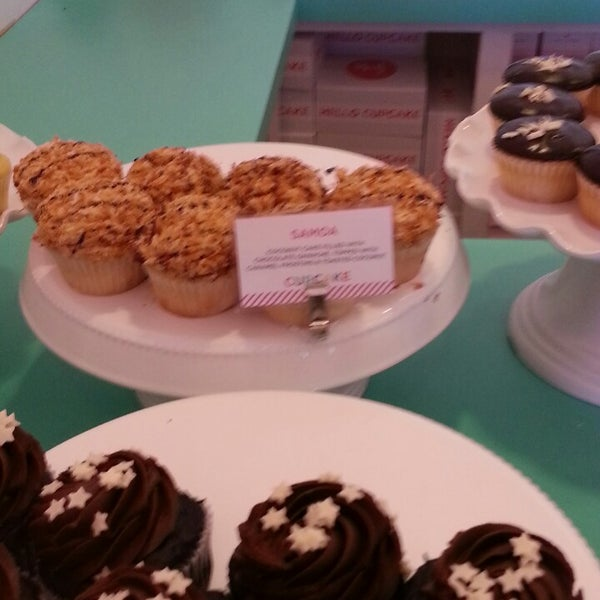 Photo taken at Sift Cupcake & Dessert Bar by Andrew M. on 7/8/2013