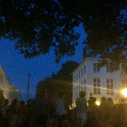 Photo taken at Paleizenplein / Place des Palais by Manon L. on 7/21/2013