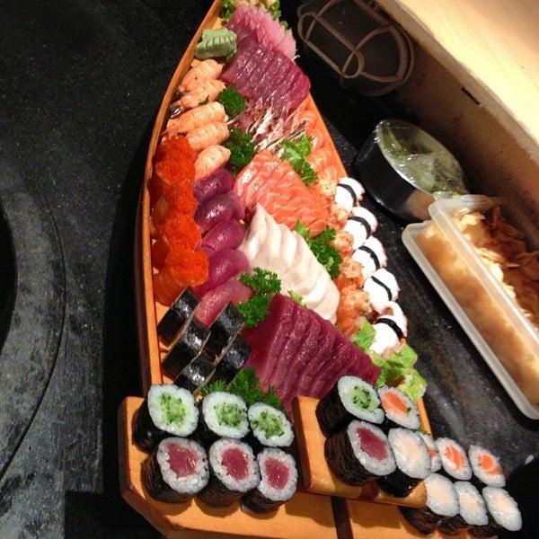 Photo taken at Joy Sushi by Samuel A. on 4/28/2013