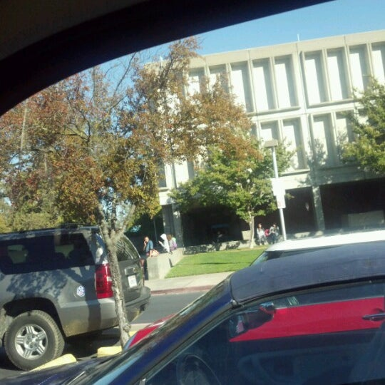 Photo taken at American River College by Tamara D. on 10/25/2012