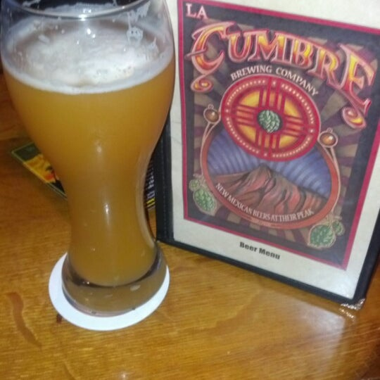 Photo taken at La Cumbre Brewing Company by Nolan T. on 12/6/2012