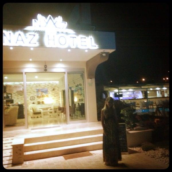 7/23/2015 tarihinde Zeynepziyaretçi tarafından Göcek Naz Hotel'de çekilen fotoğraf