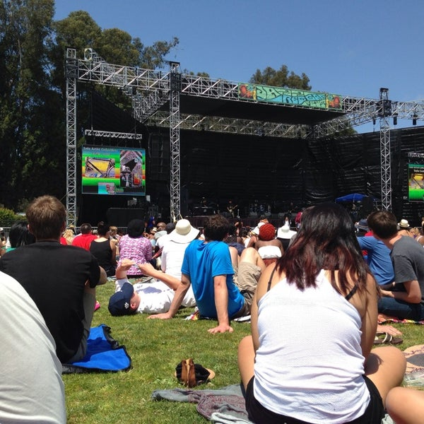 Photo taken at UCLA Intramural Field by Anna N. on 5/26/2013