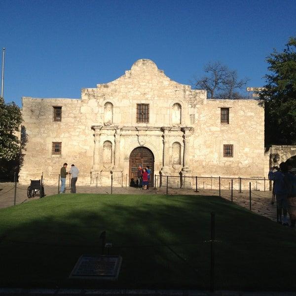 Photo taken at The Alamo by Landon S. on 4/4/2013