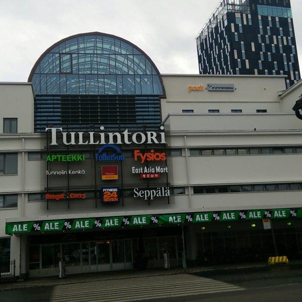 Photo taken at Tullintori by Jansku R. on 8/4/2017