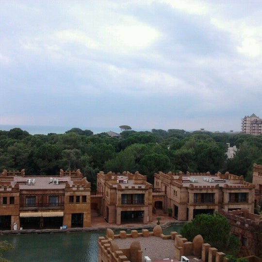 11/30/2012 tarihinde Şeyma B.ziyaretçi tarafından Rixos Premium Belek'de çekilen fotoğraf