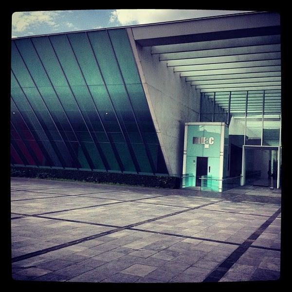 Foto tomada en MUAC (Museo Universitario de Arte Contemporáneo). por Bertha G. el 10/19/2012