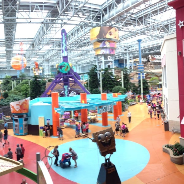 Photo taken at Mall of America by Herman on 6/11/2013