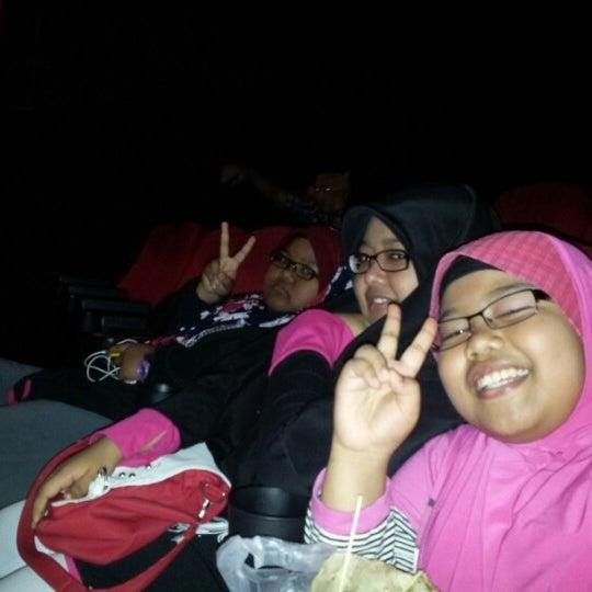 Photo taken at Big Cinemas by Shikin I. on 12/23/2012