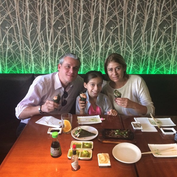 5/24/2015에 Sacha C.님이 Saikou Sushi에서 찍은 사진