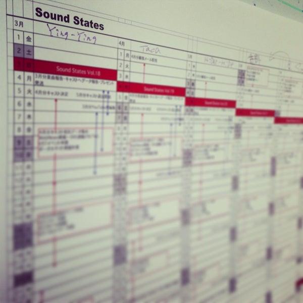 8/14/2013にMukkuがビィズ クロコ 本社で撮った写真