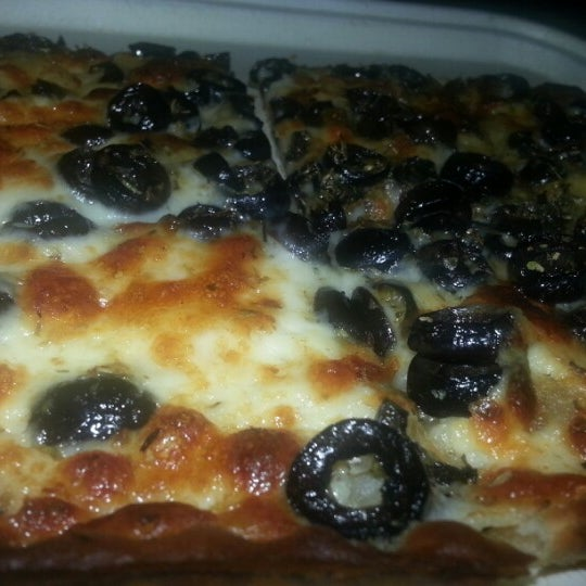Photo taken at Ledo Pizza by J Nicole A. on 11/10/2012