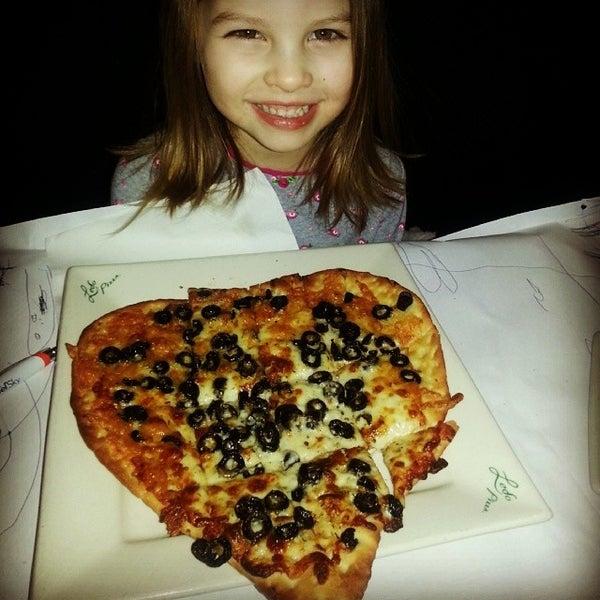Photo taken at Ledo Pizza by J Nicole A. on 2/15/2014