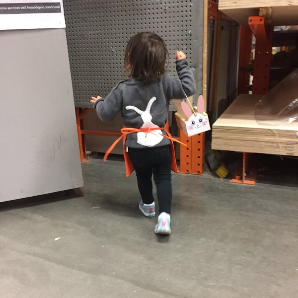 Photo Taken At The Home Depot By Irene S On 4 1 2017