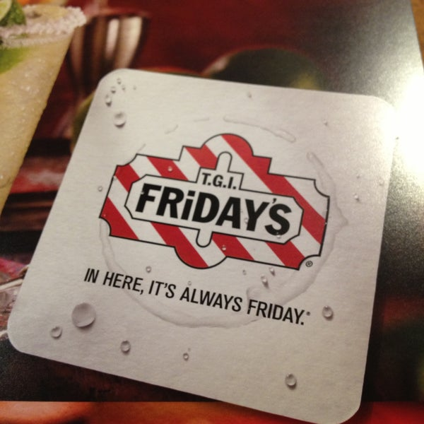 Photo taken at TGI Fridays by JoAnna S. on 4/25/2013