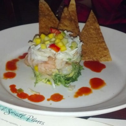 Photo taken at Bahama Breeze by ML on 11/1/2012