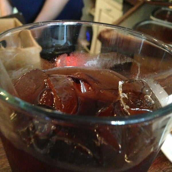 Photo taken at Bodhi Coffee by Rick C. on 6/5/2013