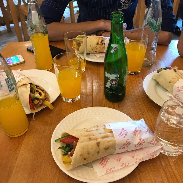 Снимок сделан в Old Erivan Restaurant Complex пользователем Babak S. 10/8/2017
