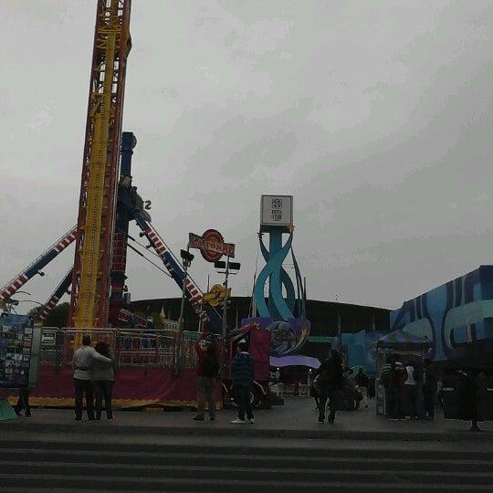 Foto tomada en Fiestas de Octubre por Emmanuelle B. el 11/4/2012