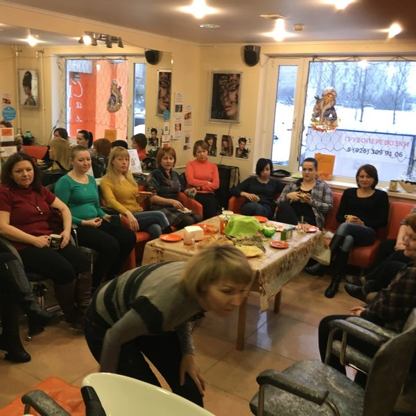 Снимок сделан в Салон красоты Наталии Волошиной пользователем Natalia V. 3/12/2016