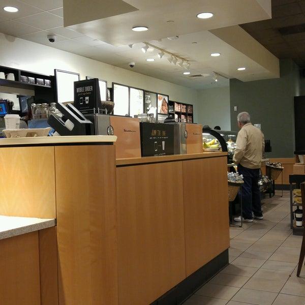 Photo taken at Starbucks by Bill H. on 1/29/2017