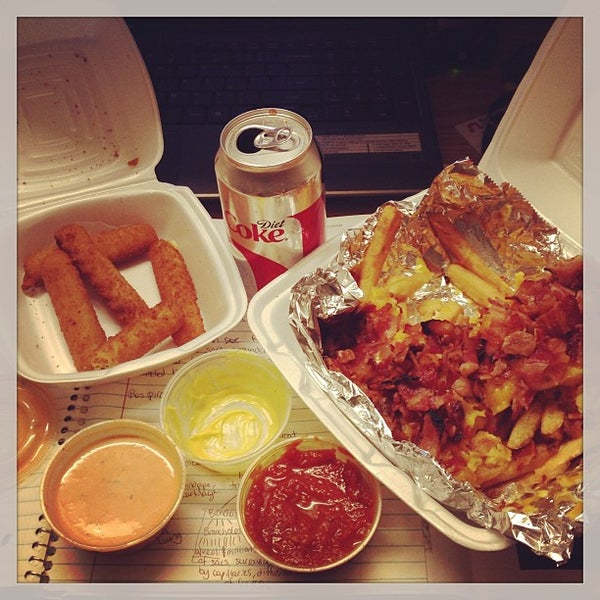 Late Night Food Delivery: Late Night Food Delivery Chicago