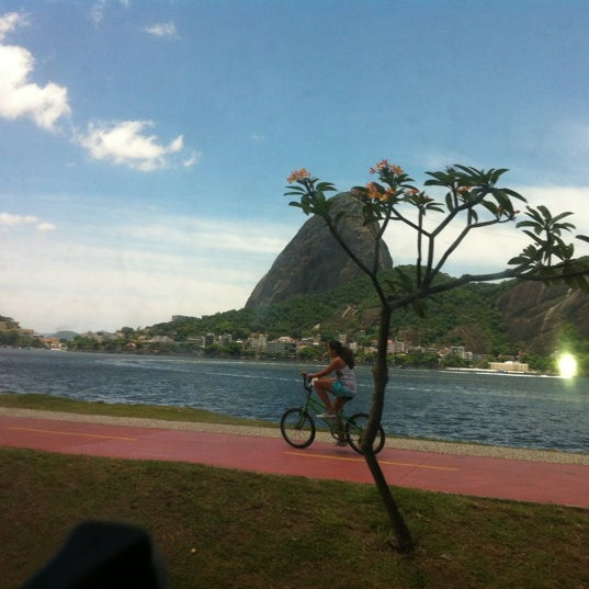 Photo taken at Flamengo Park by Luis C. on 11/30/2012