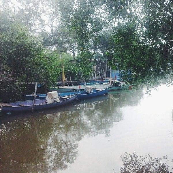 Photo taken at Ekowisata Mangrove by Adismara P. on 4/24/2014